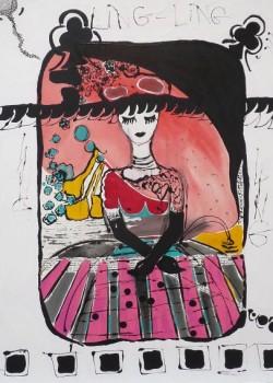 Isabelle Ribot - carte 7