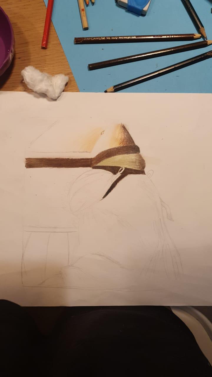 Passo a passo desenho 1